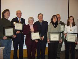 2008 NSEN EcoAward Winners